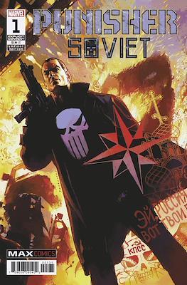 Punisher: Soviet (Variant Cover)