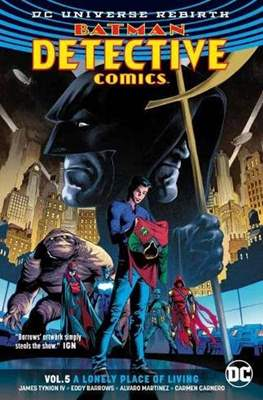 Batman: Detective Comics (2016) (Softcover) #5