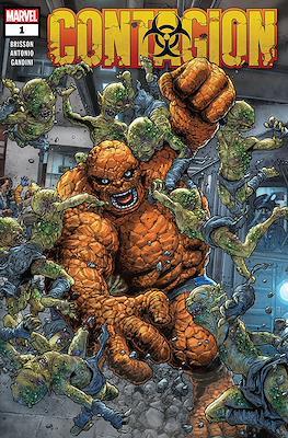 Contagion (Comic Book) #1
