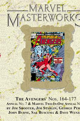 Marvel Masterworks (Hardcover) #247