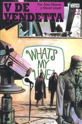 V de Vendetta (Grapa, 32 páginas (2006)) #5