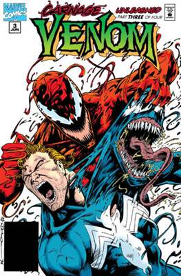 Venom: Carnage Unleashed (1995) (Comic Book) #3