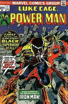 Hero for Hire / Power Man Vol 1 / Power Man and Iron Fist Vol 1 (Comic Book) #17
