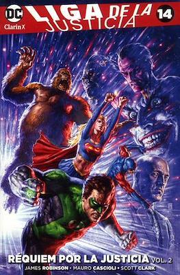 Liga de la Justicia (Rustica) #14