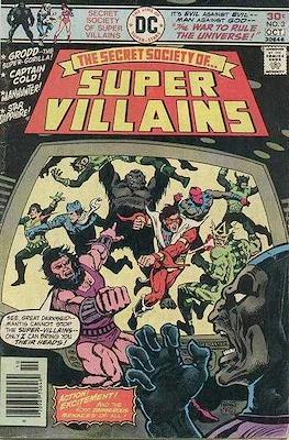 Secret Society of Super-Villains (Comic Book. 1976) #3