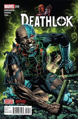Deathlok Vol. 5 (Comic-Book / Digital) #10