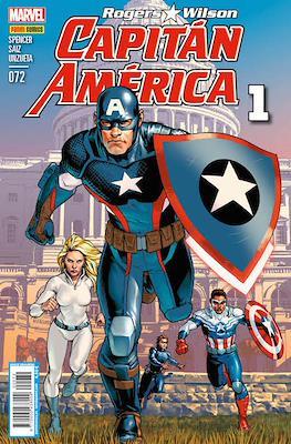 Capitán América Vol. 8 (2011-) (Grapa) #72
