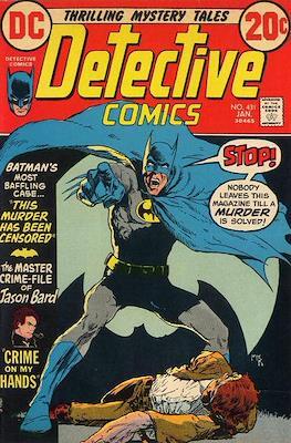 Detective Comics Vol. 1 (1937-2011; 2016-) (Comic Book) #431