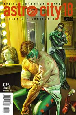 Astro City (Comic Book) #18