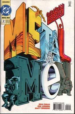 Metal Men (Vol. 2 1993-1994) (Grapa) #2