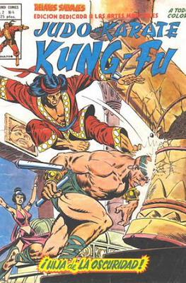 Relatos salvajes: Artes marciales Judo - Kárate - Kung Fu Vol. 2 #4