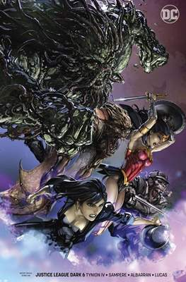 Justice League Dark Vol. 2 (2018- Variant Covers) (Comic Book) #6