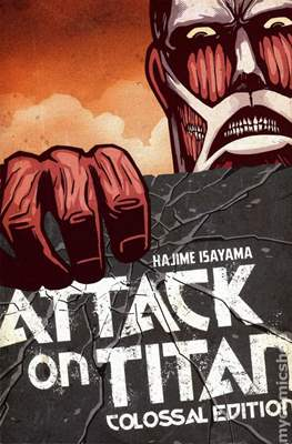 Attack on Titan Colossal Edition