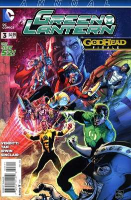 Green Lantern Vol. 5 Annual (2012-2015) #3
