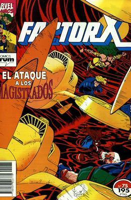 Factor-X Vol. 1 (1988-1995) (Grapa 32 pp) #75