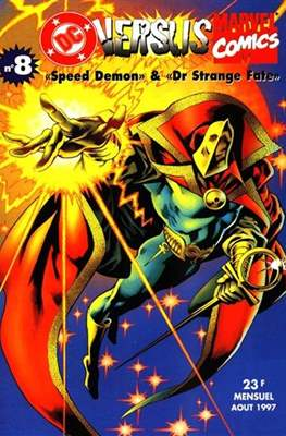 DC versus Marvel (Agrafé) #8