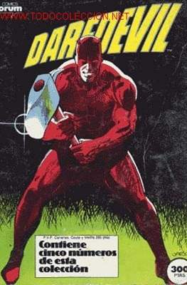 Daredevil (Vol.1) (Retapado Rústica) #5