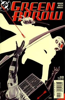 Green Arrow Vol. 3 (2001-2007) (Comic book) #49
