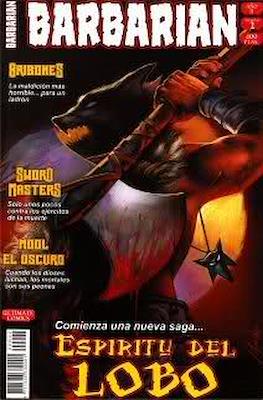 Barbarian Vol. 2 #2
