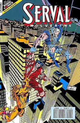 Serval / Wolverine Vol. 1 (Agrafé) #21