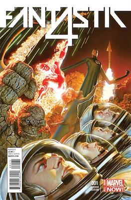 Fantastic Four Vol. 5 (Variant Cover)