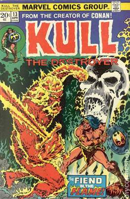 Kull the Conqueror / Kull the Destroyer (1971-1978) (comic-book) #13