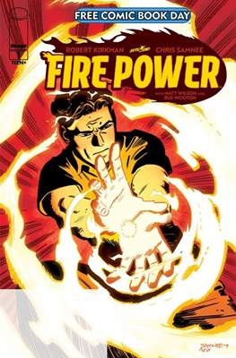 Fire Power Free Comic Book Day 2020