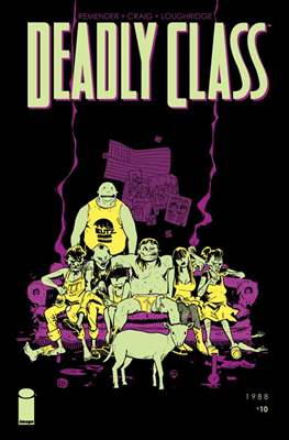 Deadly Class (Comic-book) #10