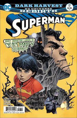 Superman Vol. 4 (2016-2018) #17