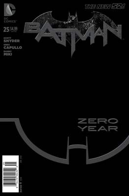 Batman Vol. 2 (2011-2016) (Saddle-stitched) #25