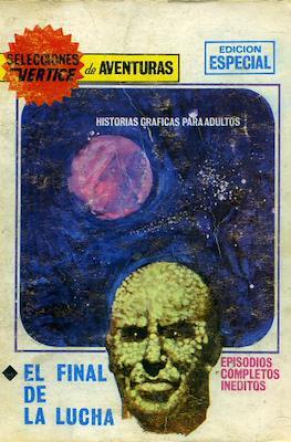 Selecciones Vertice de aventuras. Edición especial (1968-1972) (Rústica 128 pp) #78