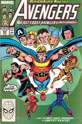 The Avengers Vol. 1 (1963-1996) (Grapa) #302
