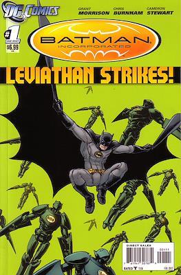 Batman Incorporated: Leviathan Strikes! (2012)