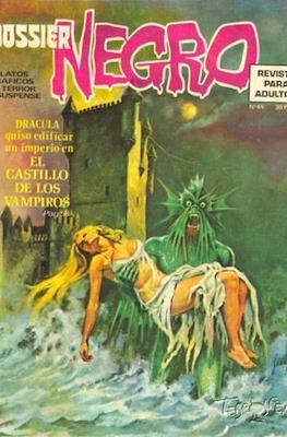 Dossier Negro (Rústica y grapa [1968 - 1988]) #65