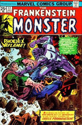 The Frankenstein monster (Grapa) #17