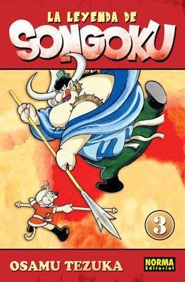La leyenda de SonGoku #3