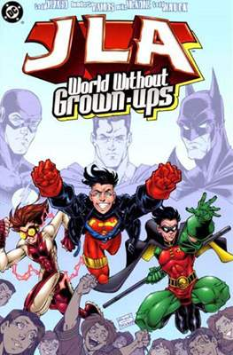 JLA: World Without Grown-Ups