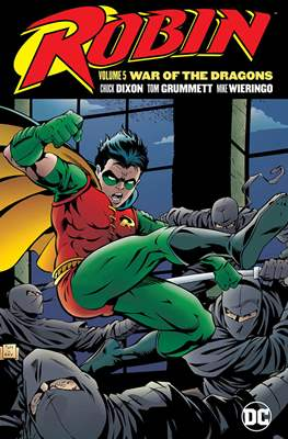 Robin Vol. 4 (1993 - 2009) (Softcover) #5