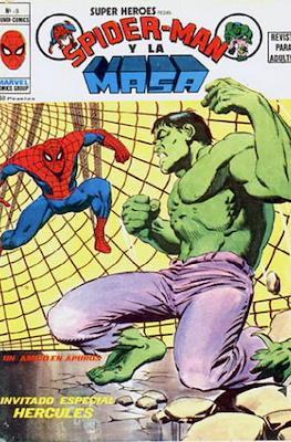 Especial Super Héroes (1979-1980) (Grapa) #9