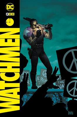 Coleccionable Watchmen (Cartoné) #10
