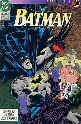 Batman Vol. 1 (1940-2011) (Comic Book) #496