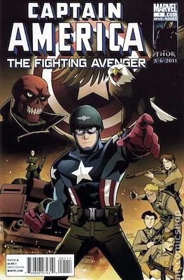 Captain America The Fighting Avenger