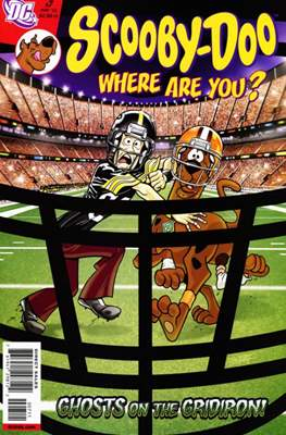 Scooby-Doo! Where Are You? (Comic Book) #7