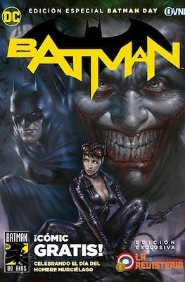 Edición Especial Batman Day (2019) Portadas Variantes (Grapa) #26