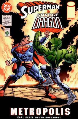 Superman & Savage Dragon: Metrópolis