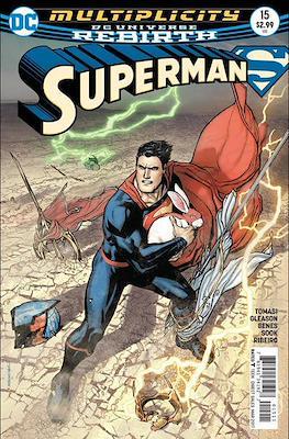 Superman Vol. 4 (2016-2018) (Comic Book) #15