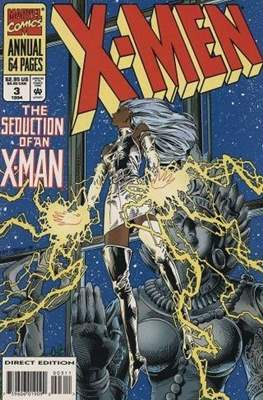 X-Men Annual Vol 2 (Comic-Book) #3
