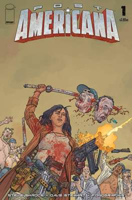 Post Americana (Variant Cover)