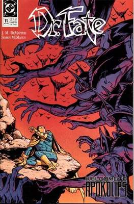 Doctor Fate Vol 2 (1988-1992) #11