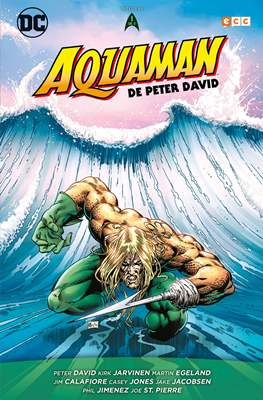 Aquaman de Peter David (Cartoné 544 pp) #1